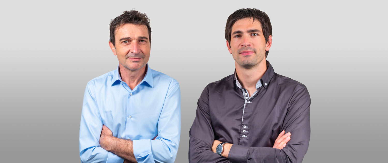 Dr Pierre Imbert & Dr Maxime Cavalier